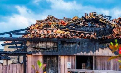 Tòa lâu đài 'bị ám' của Nhật Bản: Bị thiêu rụi đến 5 lần, giờ chỉ còn trơ lại tàn tích