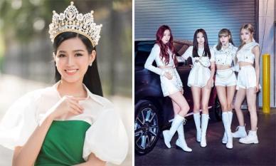 Tân Hoa hậu Việt Nam Đỗ Thị Hà bị fan BLACKPINK 'tấn công' vì hành động này