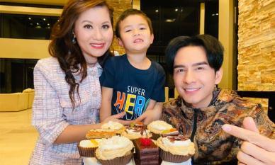 Đan Trường đón sinh nhật đơn giản bên gia đình, tiết lộ quà sinh nhật 'khủng' do con trai tặng