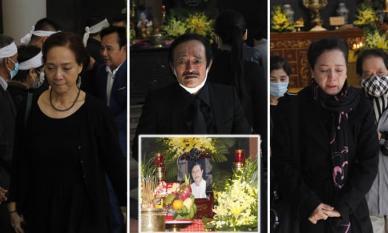 Đám tang NSND Xuân Huyền diễn ra vào sáng nay