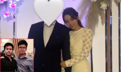Em dâu hụt của thiếu gia Phan Thành cùng tình mới dự đám cưới Á hậu Tường San