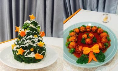 Món ngon mùa Noel được mẹ đảm chia sẻ: Dân tình trầm trồ vì không chỉ đẹp mắt mà còn quá đủ chất