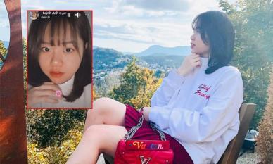 Huỳnh Anh đăng ảnh nhan sắc khác lạ hậu chia tay Quang Hải, mượn lời bài hát để nhắn gửi đến ai đó