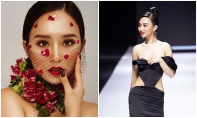 Người đẹp bị tuột váy lộ ngực trên sàn diễn Trần Vũ Hương Trà là ai?