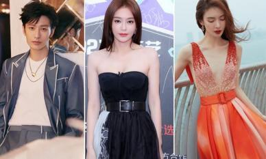 Sự kiện quy tụ dàn sao khủng Cbiz: Huỳnh Hiểu Minh 'chạm mặt' tình cũ Tần Lam, Kim Thần khoe dáng hút mọi ánh nhìn