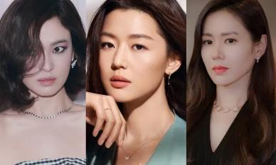 Song Hye Kyo, Jun Ji Hyun được truyền thông xứ Hàn khen ngợi, Son Ye Jin bị 'bỏ quên' gây tranh cãi mạng xã hội