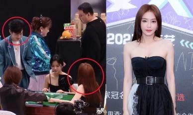 'Phú Sát Hoàng Hậu' Tần Lam sexy cỡ nào mà bạn trai cũ Huỳnh Hiểu Minh quên cả Angelababy, tới chào hỏi sau 18 năm?