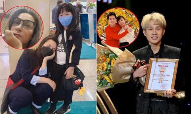 Sao Việt 16/1/2021: Phi Nhung ngủ gục ở sân bay; Mẹ Jack 'rớt nước mắt' khi con trai nhận giải Mai Vàng
