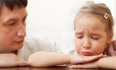 Nếu đứa trẻ mắc lỗi, đừng đánh con, 5 câu hỏi này là đủ!
