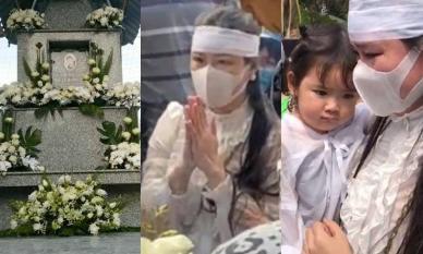 Cập nhật lễ an táng ca sĩ Vân Quang Long tại Đồng Tháp: Linh Lan bật khóc cùng con gái Helen đã xuất hiện ở lễ tang