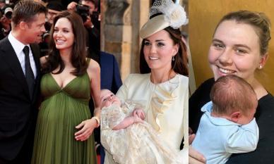 Sau Công nương Kate hay Angelina Jolie, vợ Harry Kane cũng chia sẻ trải nghiệm 'sinh thôi miên'