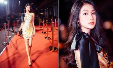 Ngắm nhan sắc xinh như Hoa hậu của con gái Lưu Thiên Hương trong loạt ảnh mới