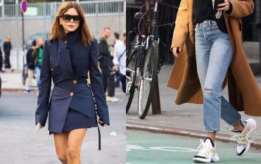 Phụ nữ ngoài 40, dù mặc váy hay quần cũng đừng đi 4 đôi giày này nhé! Rất xấu và rẻ tiền