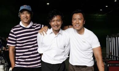 Sau 15 năm, Tạ Đình Phong và 'Diệp Vấn' Chân Tử Đan tái hợp