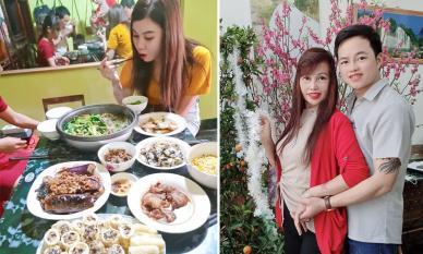 'Cô dâu 62 tuổi' Thu Sao vô tình tiết lộ cách ứng xử của con gái út với chồng trẻ Hoa Cương chỉ qua chi tiết nhỏ