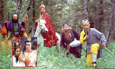 'Vợ hụt' của Bạch Long Mã trong 'Tây Du Ký' 1986 và những điều chưa biết