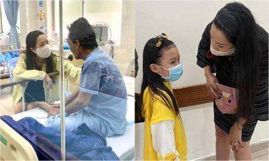 Trịnh Kim Chi nhận hơn 270 triệu để giúp đỡ nghệ sĩ Thương Tín, con gái nam tài tử hiếm hoi xuất hiện