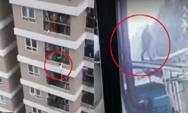 Tình hình sức khỏe bé gái được nam thanh niên cứu sống thần kỳ sau khi rơi từ tầng 12 chung cư