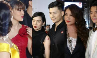 Ninh Dương Lan Ngọc lần đầu lộ diện tươi tắn sau scandal, hội ngộ cùng các cặp đôi đình đám của showbiz Việt