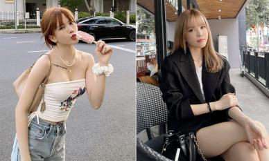 Thiều Bảo Trâm có sự thay đổi 'chóng mặt' về gu thời trang sau nghi vấn chia tay Sơn Tùng: Ai rồi cũng khác?