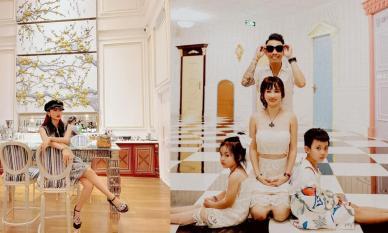 Sau ồn ào chồng ly hôn vợ đầu, vợ hai Minh Nhựa đăng ảnh hạnh phúc bên gia đình