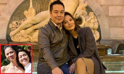 Diễn viên đanh đá nhất phim 'Bỗng dưng muốn khóc' - Vân Anh kỷ niệm 12 năm ngày cưới