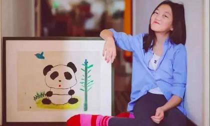Tranh của con gái Vương Phi bán được gần 3 tỷ đồng, dân mạng mỉa mai là nhờ Vương Phi nhưng sự thật là gì?