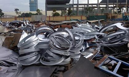 Đơn vị thu mua phế liệu inox giá cao cho doanh nghiệp