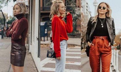 Những style 'xịn sò' cho mọi cô gái ngày đông, cứ mặc lên người thì luôn xinh đẹp và tỏa sáng