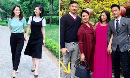 Học tập gu thời trang 'hút phi công trẻ' của San (Diệu Hương) trong 'Hoa hồng trên ngực trái'