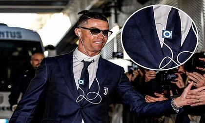Kiếm hơn 800 tỷ/năm, nhưng Ronaldo sử dụng loại tai nghe khiến dân tình ngạc nhiên