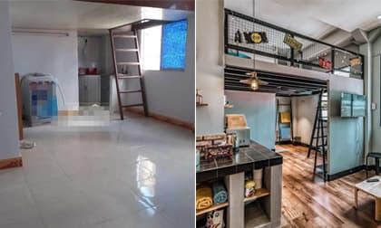 Nhận chung cư cũ chẳng khác nào phòng trọ sinh viên, cô nàng cải tạo thành không gian sống mang chất riêng