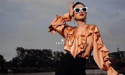 Solist khiến phái đẹp mê mệt với loạt thiết kế thời trang sang trọng mà đầy quyến rũ