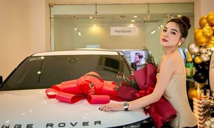Hoa hậu Kỳ Duyên tậu xế hộp hơn 5 tỷ đồng