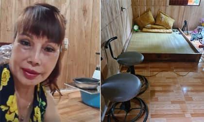 'Cô dâu 62 tuổi' ở Cao Bằng dọn về nhà mới, hé lộ cả phòng ngủ của hai vợ chồng