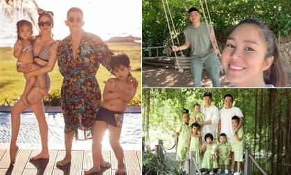 Địa điểm vui chơi, xả stress của sao Việt dịp nghỉ lễ 2/9