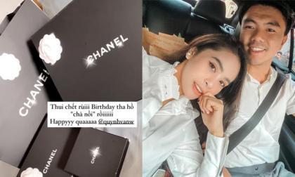 Ca nương Kiều Anh được chồng tặng 'núi' hàng hiệu dịp sinh nhật, tiết lộ cái lợi khi lấy được 'một nửa' thông minh