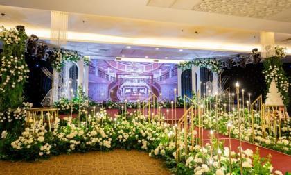Tiệc cưới hoàn hảo tại Aroma Center: Nơi lý tưởng để hiện thực hóa lễ cưới sang trọng trong mơ