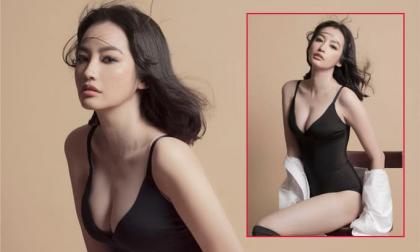 Hoa hậu Trúc Diễm khoe body nóng bỏng