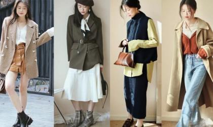 Thoát khỏi sự tầm thường bằng cách ăn mặc! Hãy tham khảo 18 kiểu phối đồ thời trang cao cấp và rất bắt mắt sau