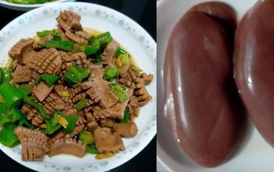 Chán thịt lợn, sao không thử món 'cật lợn' này, ăn ngon mềm mà không ngấy
