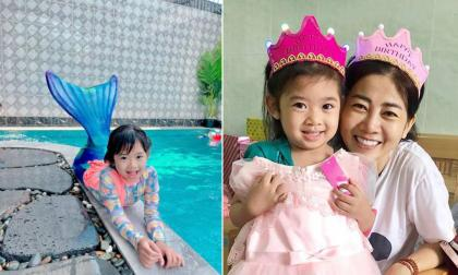 Loạt ảnh mới của con gái cố nghệ sĩ Mai Phương trong Tết đầu tiên vắng mẹ