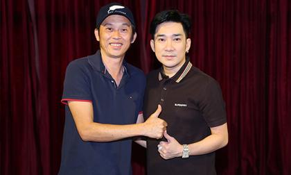 Quang Hà, ông bầu Quang Cường, sao Việt