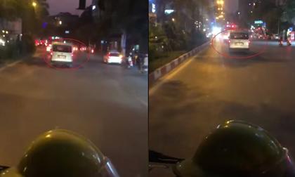 xe cứu hỏa, ngăn chặn xe chữa cháy, Nghệ An, PCCC nghệ An, tài xế xe Lexus