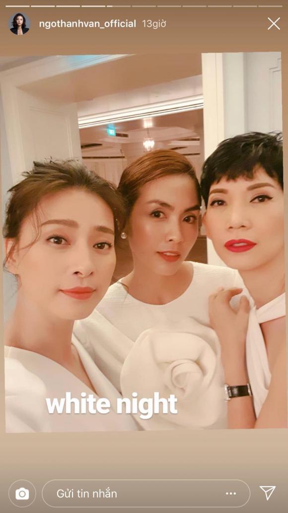 Hà Tăng, Ngô Thanh Vân diễm my 8x