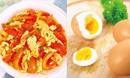 trứng, tại sao trứng trong siêu thị không bị dính phân,