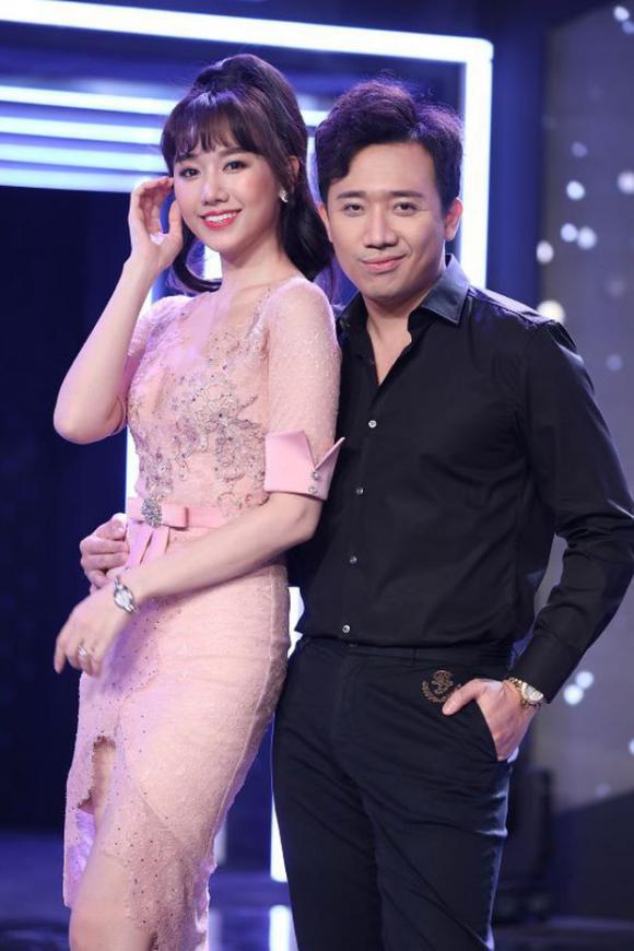 Trấn Thành,Hari Won,sao Việt,Châu Gia Kiệt