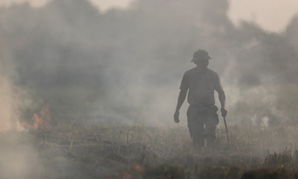 Không khí Hà Nội, ô nhiễm không khí, tin xã hội