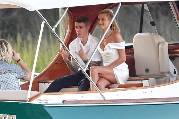 Hailey Bieber, Justin Bieber, đám cưới Justin Bieber