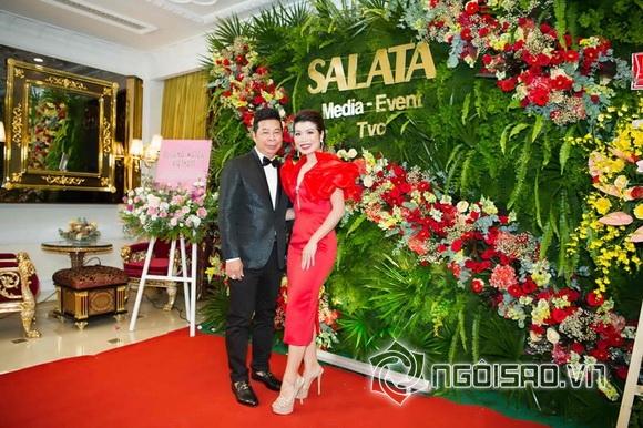 Diễn viên Đoàn Minh Tài, công ty truyền thông sự kiên Salata